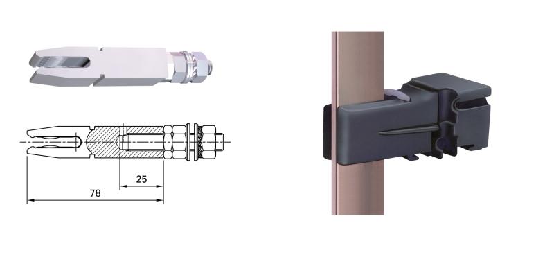 fork connector solution
